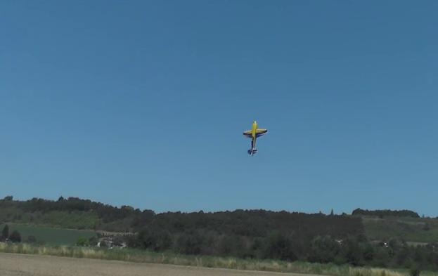 Vol acrobatique 4 torque 5