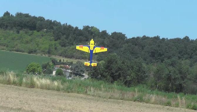 Vol acrobatique 4 torque 7